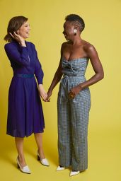 Lauren Cohan and Danai Gurira - Portrait Studio SDCC 2018