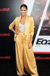 "Lex Scott Davis – ""The Equalizer 2"" Premiere in Los Angeles"