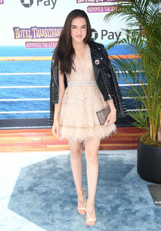 """Lilimar Hernandez – """"Hotel Transylvania 3: Summer Vacation"""" Premiere in LA"""