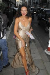 Lilly Becker Nigty Out Style - Marks Club Mayfair in London