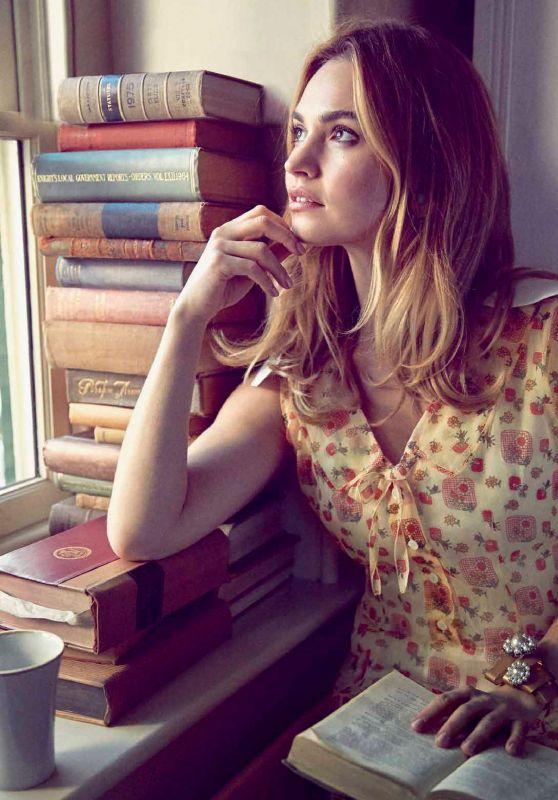 Lily James - Harper