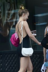 Lily Rose-Depp - Out in Los Angeles 07/18/2018