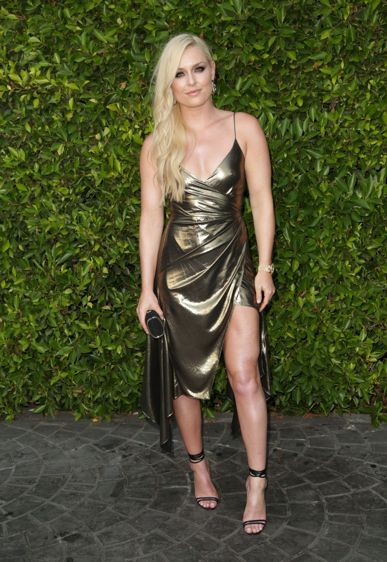 Lindsey Vonn Si Fashionable 50 In Los Angeles