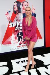 "Lindsey Vonn – ""The Spy Who Dumped Me"" Premiere in LA"