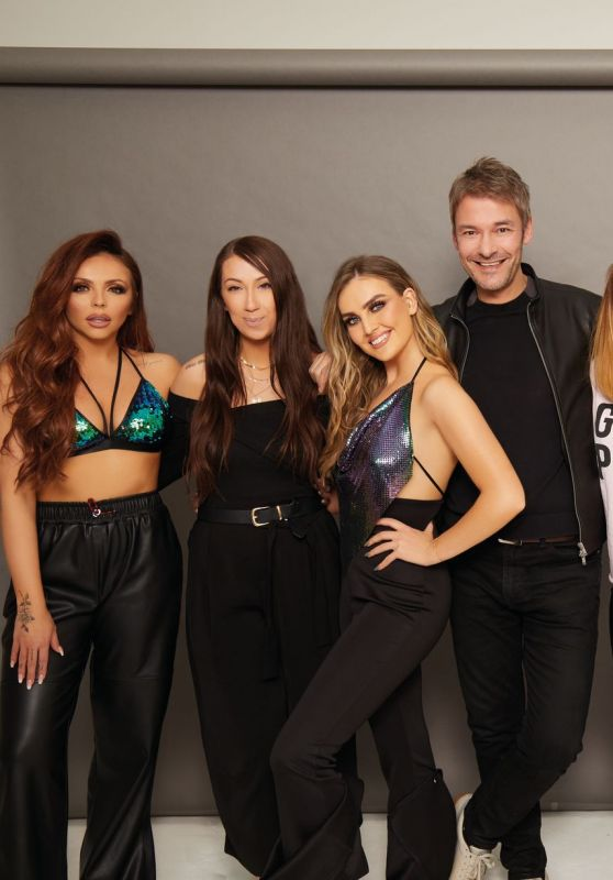 """Little Mix - """"LMX"""" Make Up Collection Behind the Scenes Photoshoot (2018)"""