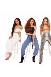 """Little Mix - Photoshoot for """"Summer Hits Tour 2018"""""""