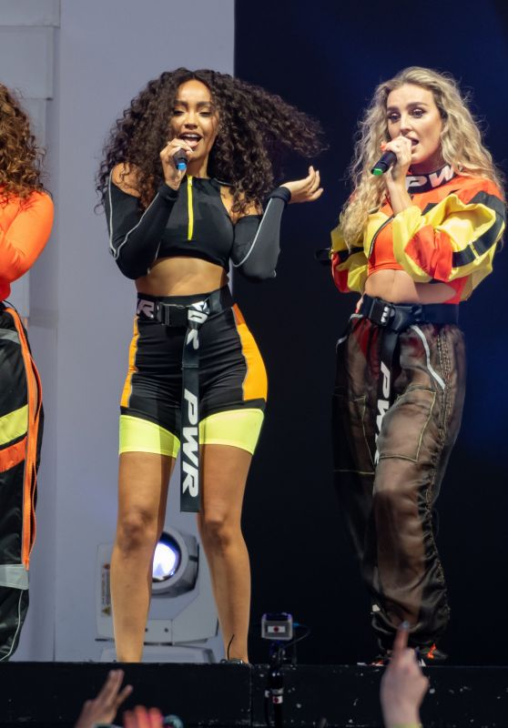 Little Mix - Summer Hits Tour Opening Night in Hove 07/06/2018