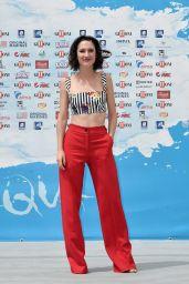 Lodovica Comello - 2018 Giffoni Film Festival Photocall