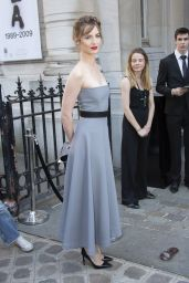 Louise Bourgoin - Vogue Dinner Party in Paris 07/03/2018
