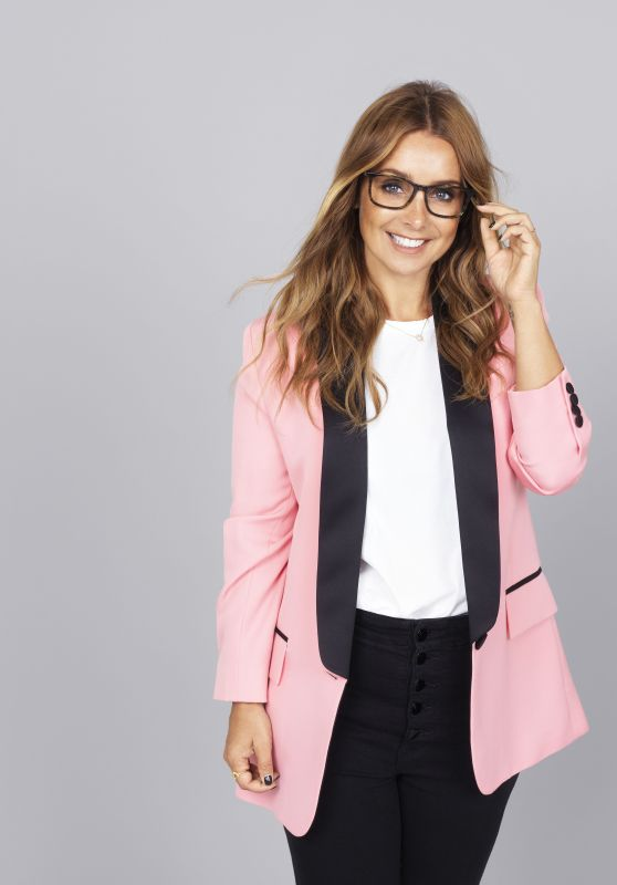 Louise Redknapp - Specsavers new Face 07/27/2018