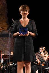 Lucia Ocone - Nations Award in Taormina 07/14/2018