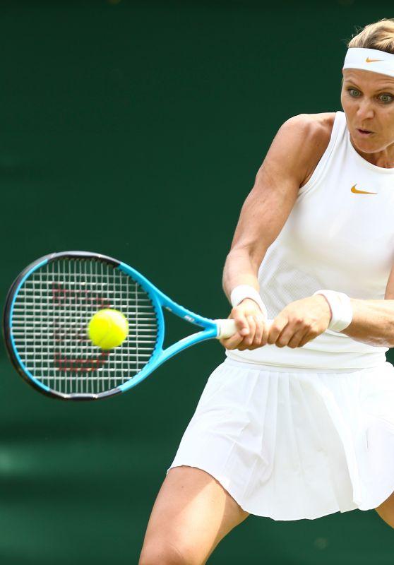 Lucie Safarova – Wimbledon Tennis Championships in London 07/04/2018