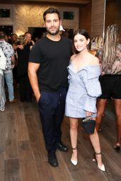 Lucy Hale - Jonathan Simkhai West Coast Flagship Opening Celebration in LA