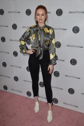 Madelaine Petsch – Beautycon Festival in Los Angeles 07/14/2018