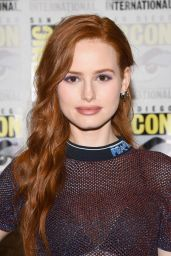 """Madelaine Petsch - """"Riverdale"""" Press Line at SDCC 2018"""