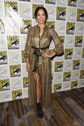 "Madeleine Mantock - ""Charmed"" TV Show Photocall at Comic-Con San Diego"