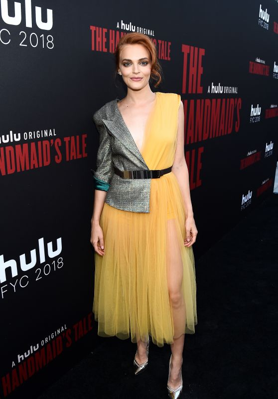 """Madeline Brewer – """"The Handmaid's Tale"""" TV Show Finale in LA"""