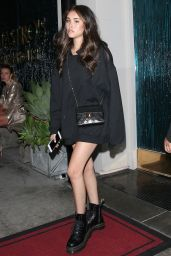 Madison Beer Night Out - Mastro