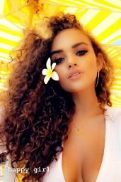 Madison Pettis in Bikini - Social Media 07/10/2018