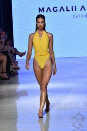 Magalii Aravena Fashion Show at Miami Swim Week 07/12/2018