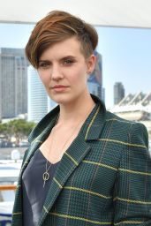 Maggie Grace - Variety Studio Comic-Con San Diego 2018