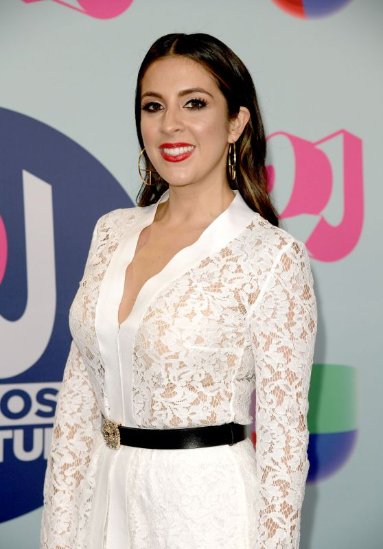 Maity Interiano – Premios Juventud Awards 2018 in Miami
