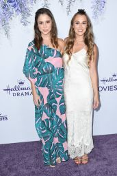 Makenzie Vega – Hallmark Channel Summer TCA 2018 in Beverly Hills