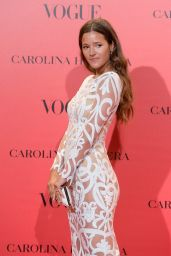 Malena Costa – VOGUE Spain 30th Anniversary Party in Madrid