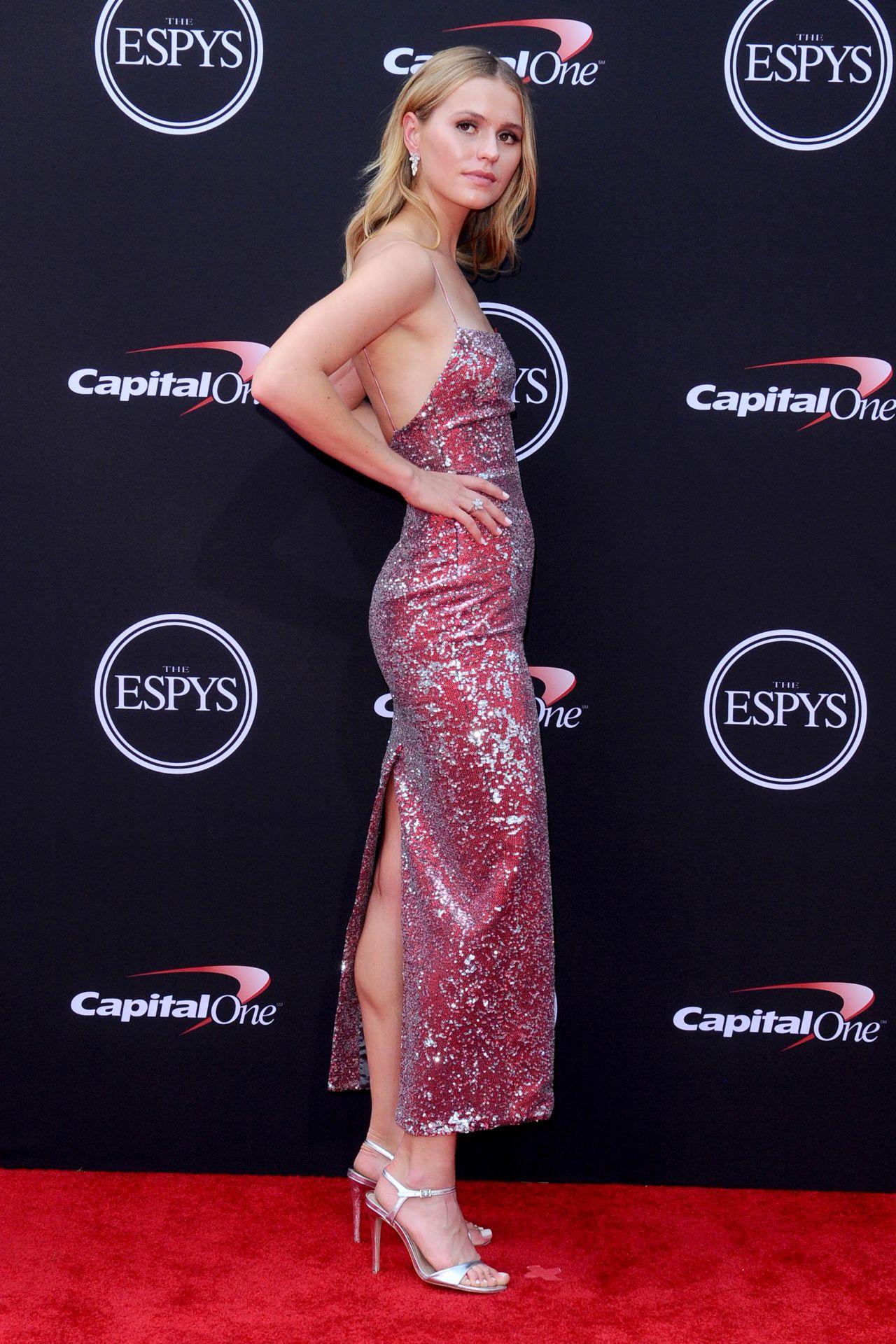 Mallory Edens 2018 Espy Awards In La