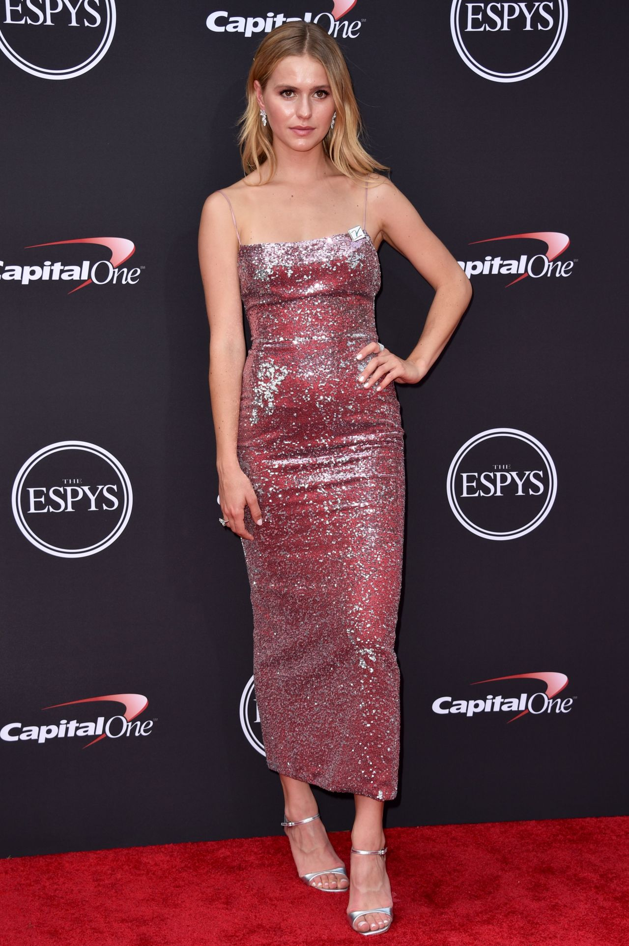 Mallory Edens 2018 Espy Awards In La