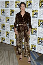 """Mandip Gill - """"Doctor Who"""" TV Show Photocall at 2018 Comic-Con International: San Diego"""