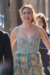 """Mandy Moore at """"Jimmy Kimmel Live"""" in LA 07/24/2018"""