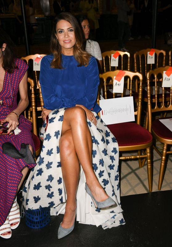 Mandy Moore - Ronald Van Der Kemp Haute Couture Paris Fashion Show 07/01/2018