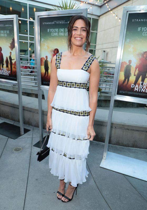"""Mandy Moore - """"The Darkest Minds"""" Screening in Los Angeles"""
