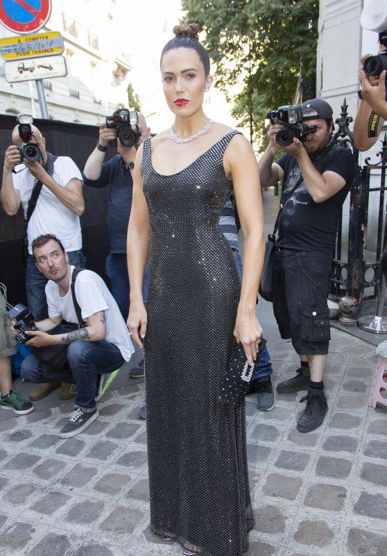 Mandy Moore – Vogue Foundation Dinner 2018 in Paris