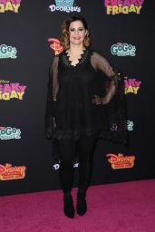 "Mandy Teefey – ""Freaky Friday"" Premiere in New York"