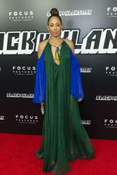 """Margot Bingham – """"BlacKkKlansman"""" Premiere in New York"""