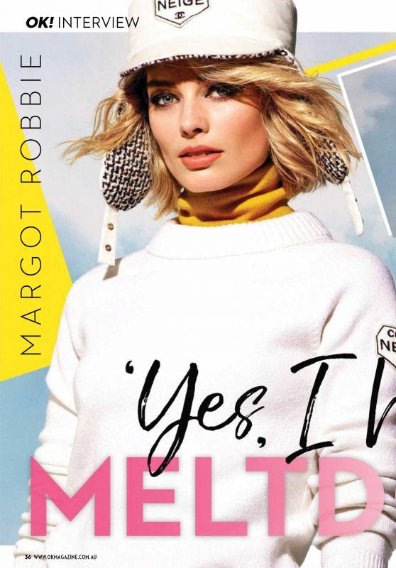 Margot Robbie - OK! Magazine Australia July 9th 2018