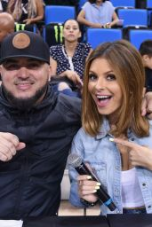 Maria Menounos - 50K Charity Challenge Celebrity Basketball Game in Westwood
