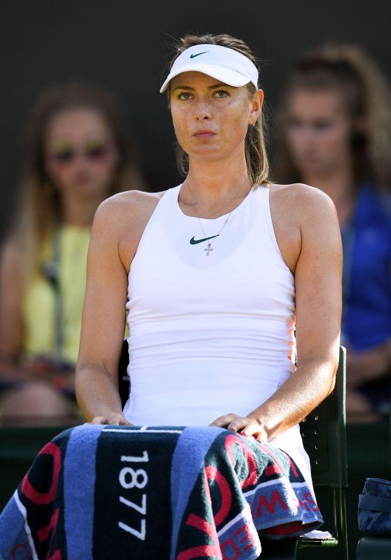 Maria Sharapova – Wimbledon Tennis Championships in London 07/03/2018