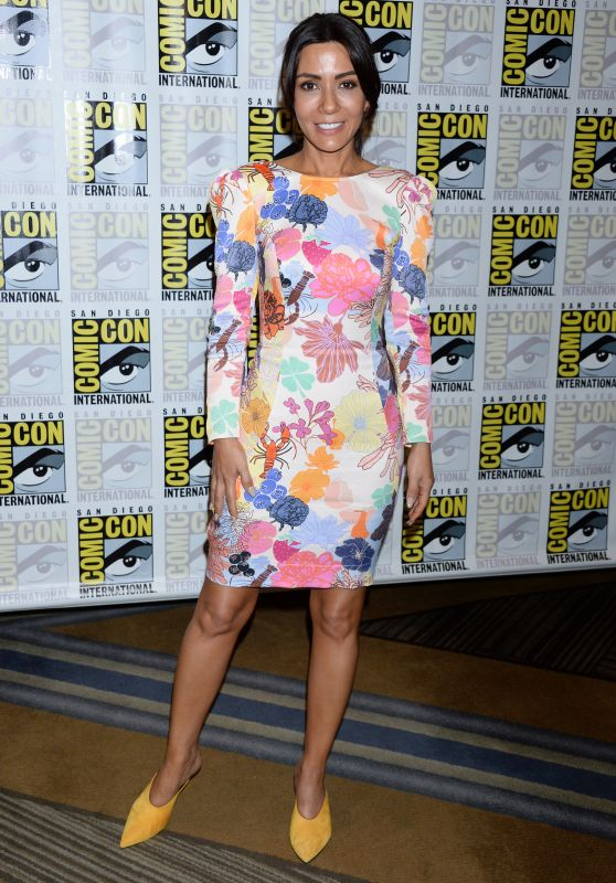 "Marisol Nichols – ""Riverdale"" Press Line at SDCC 2018"