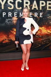 "Marley Flynn – ""Skyscraper"" Premiere in New York City"