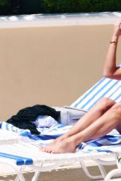 Marrisa Jade Hot in Bikini at the Paris Casino in Las Vegas 07/15/2018