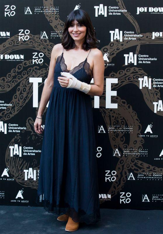 "Marta Fernandez – ""Tocate"" Premiere in Madrid"