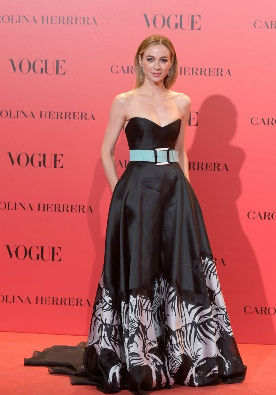 Marta Hazas – VOGUE Spain 30th Anniversary Party in Madrid