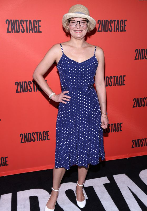 Martha Plimpton – Mary Page Marlowe Off-Broadway Opening Night in New York