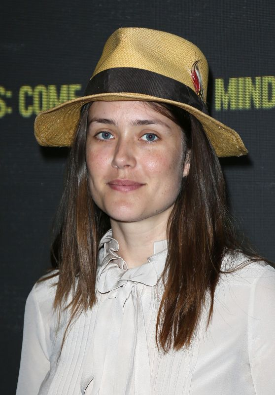 "Megan Boone - ""Robin Williams: Come Inside My Mind"" Premiere in NY"