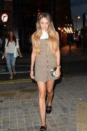 Megan McKenna - Leaving Tanologist Launching Event in London