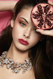 Meika Woollard - Photoshoot for Scorpio Jin Magazine July 2018