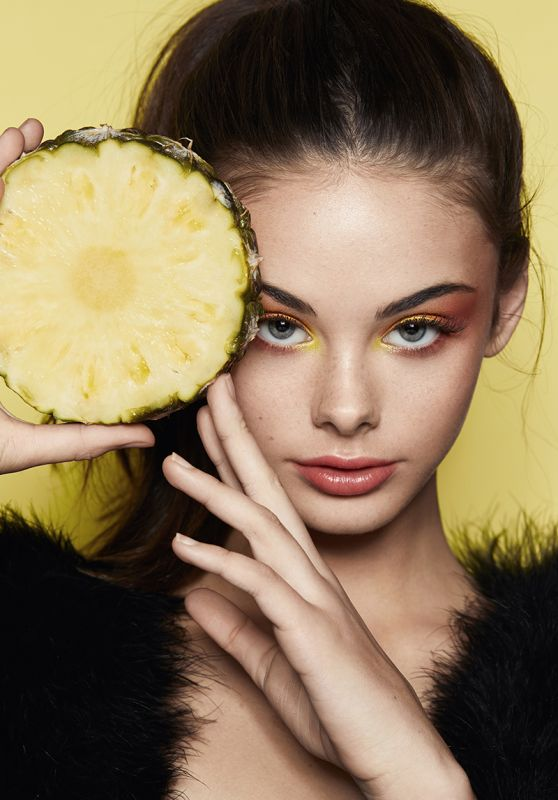 Meika Woollard - Photoshoot for Scorpio Jin Magazine July 2018